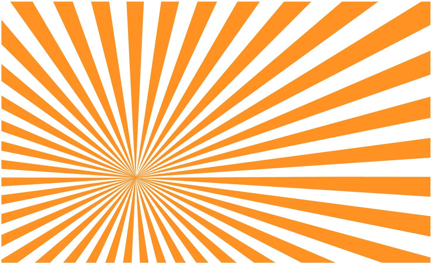 Illustrator tutorial: Create a Vector Sunburst Quickly and Easily.