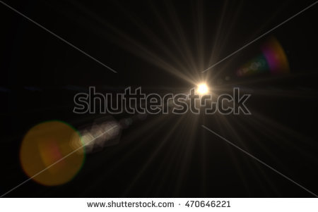 """streaking Light Streaks The Sun"" Stock Photos, Royalty."