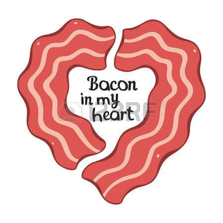 11,042 Bacon Stock Illustrations, Cliparts And Royalty Free Bacon.