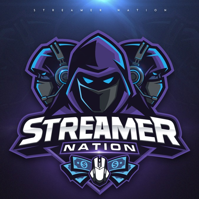 Esports Logo Appealing to Gamers.