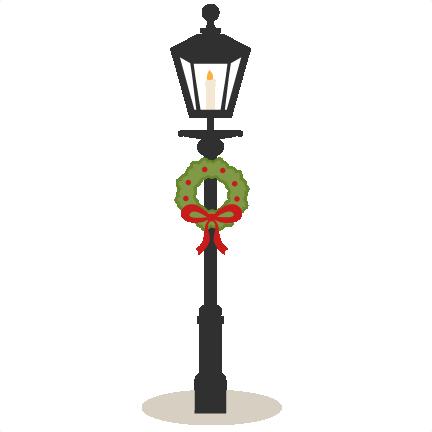 Street Lamp Clip Art.