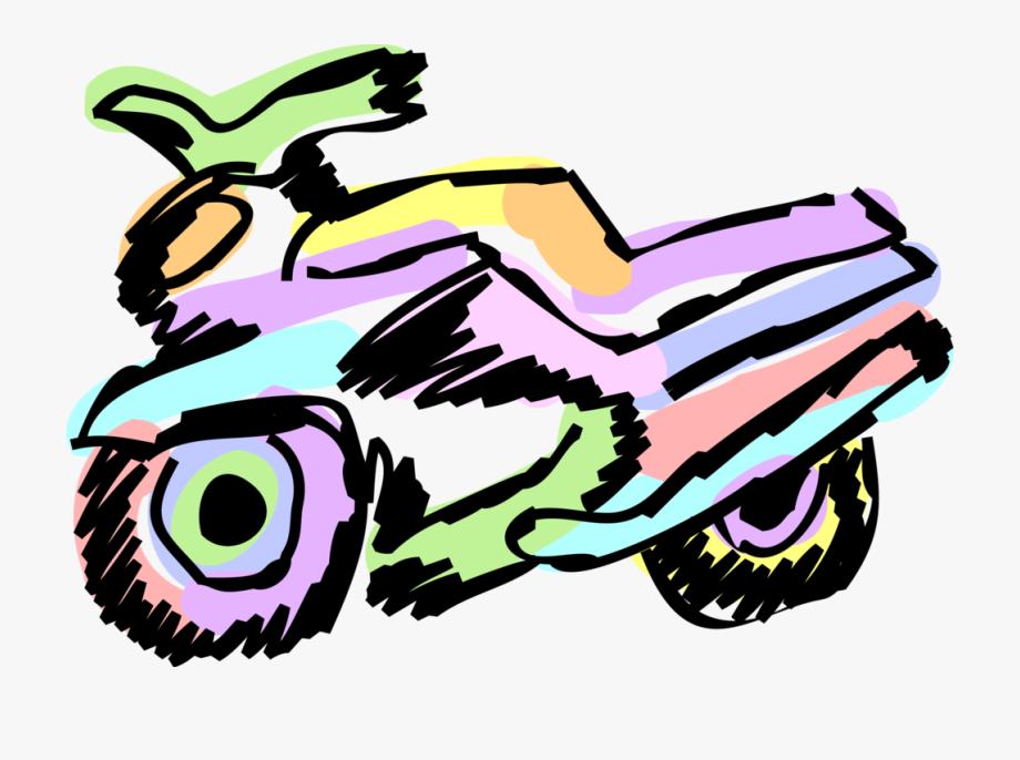 Street Bike Motorcycle Image Illustration Of Or #2024252.