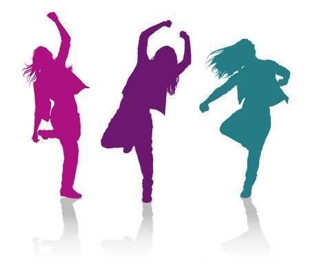 Street dance clipart » Clipart Portal.