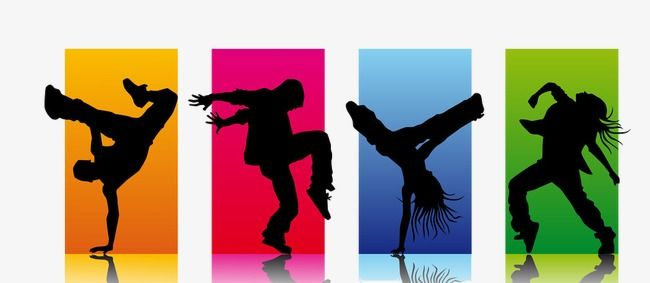Street Dance, Street Clipart, Dance Clipart, Hip Hop PNG.