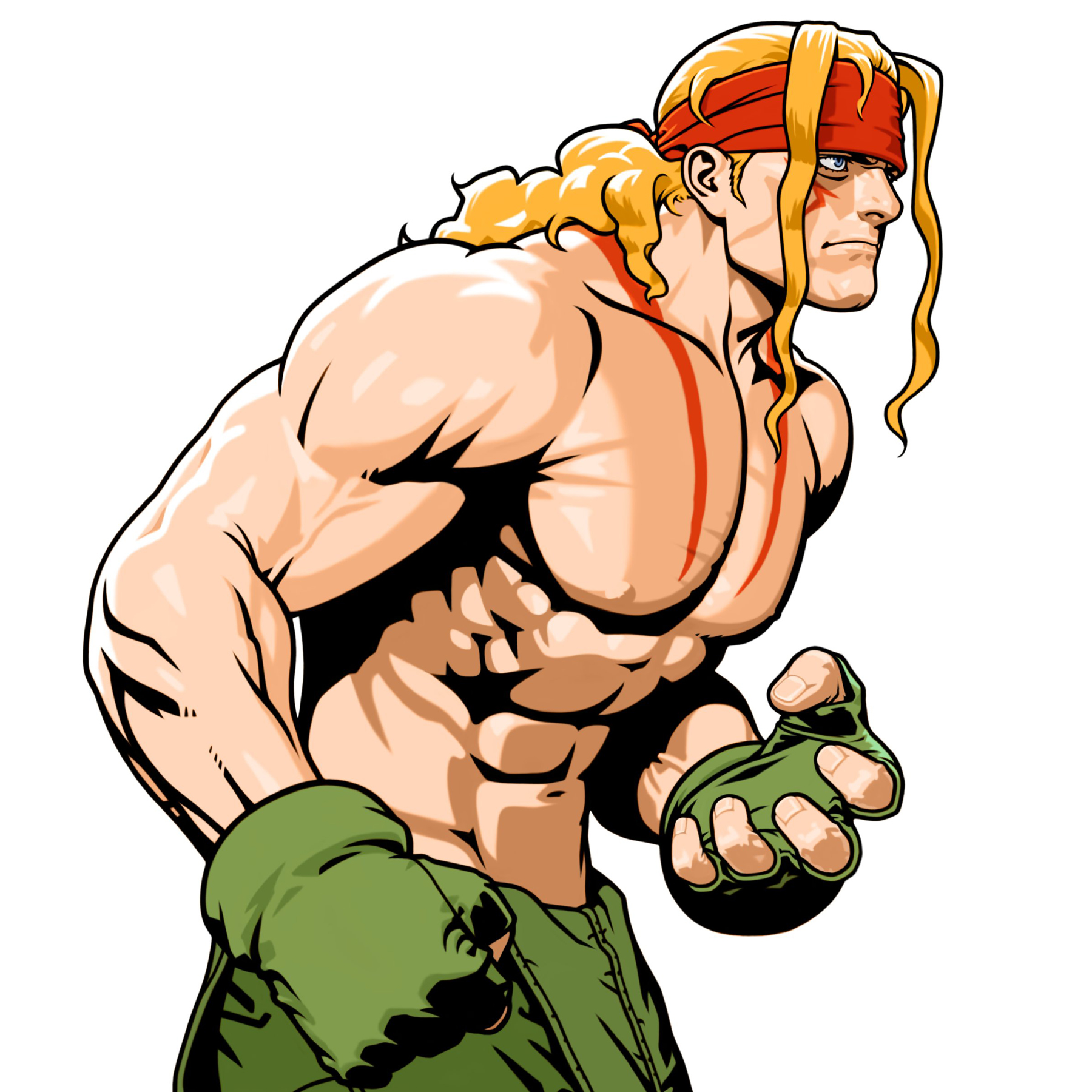 Street fighter 5 clipart.