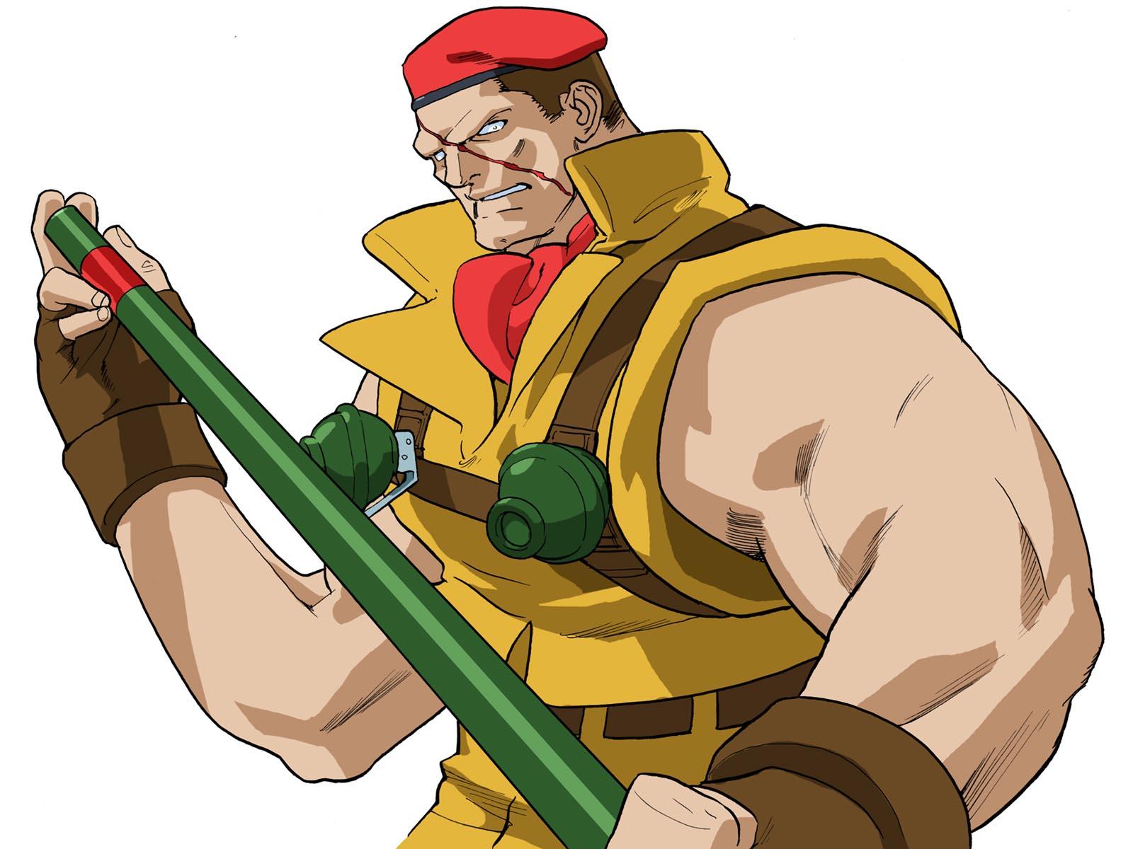 Street fighter alpha clipart.