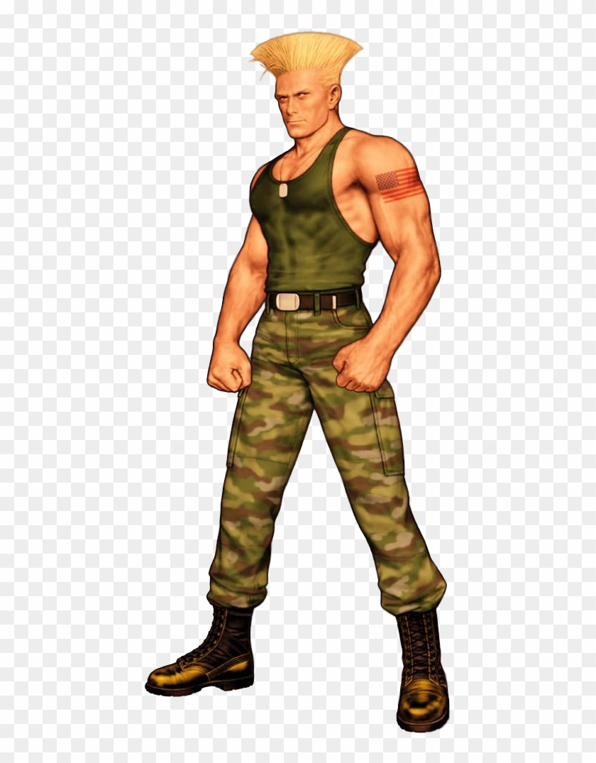 Shinkiro, Guile, Street Fighter Ii The World Warrior.