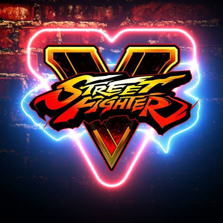 Street Fighter 5 new logo 1 out of 1 image gallery.