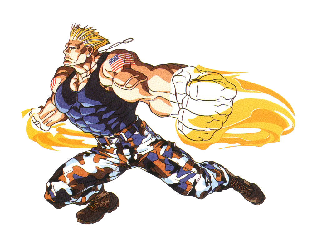 Download Street Fighter Ii Clipart HQ PNG Image.