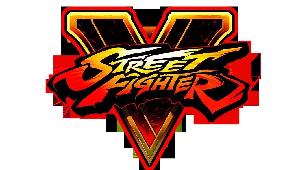 Street Fighter V Logo.