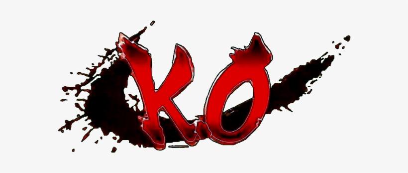 Street Fighter Ko Png.