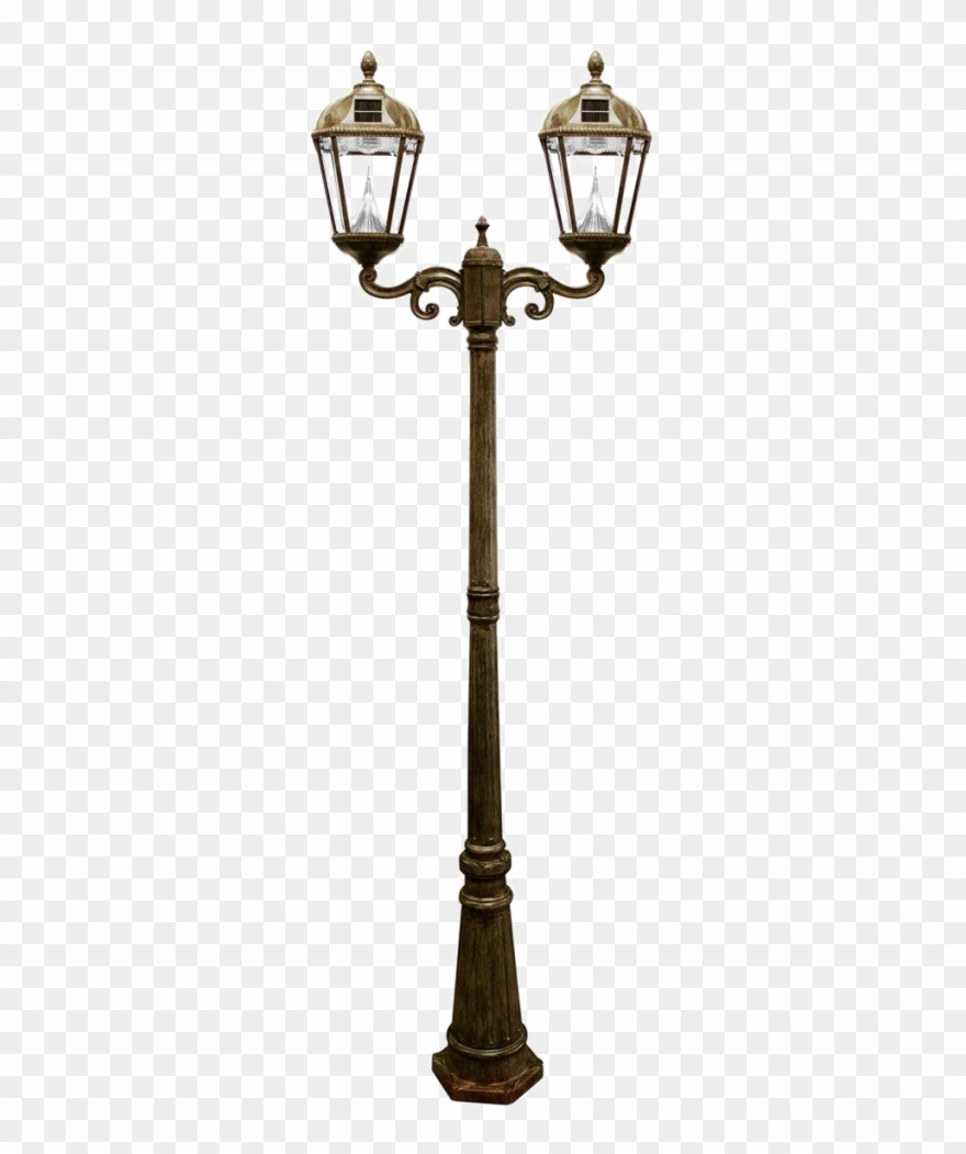 Lamp Post Png Image Background.