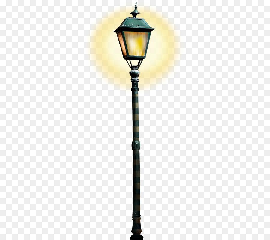 Street Lamp png download.