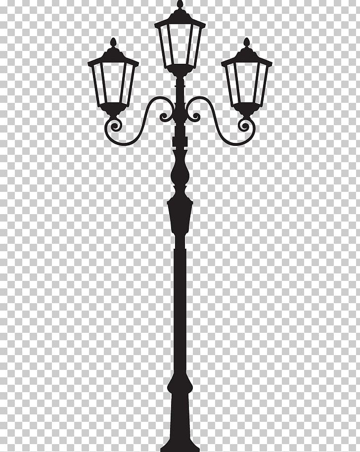Street Light Graphics Open Lantern PNG, Clipart, Black And.