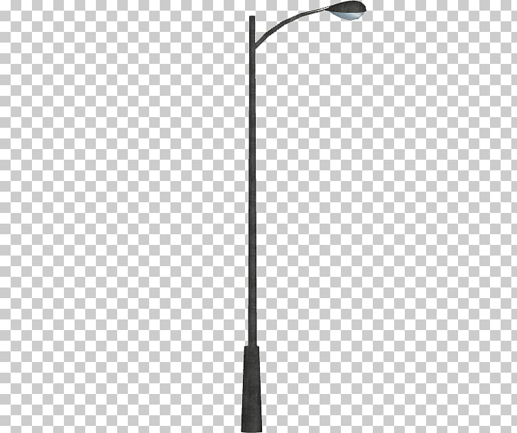 Black and white Pattern, Street Light HD PNG clipart.