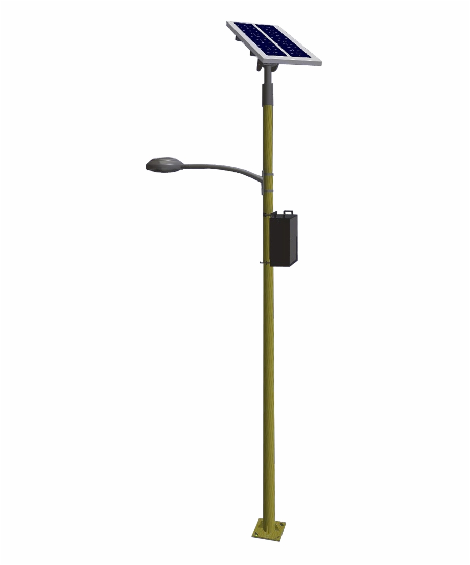 Solar Lighting Png Pic Solar Led Street Light.
