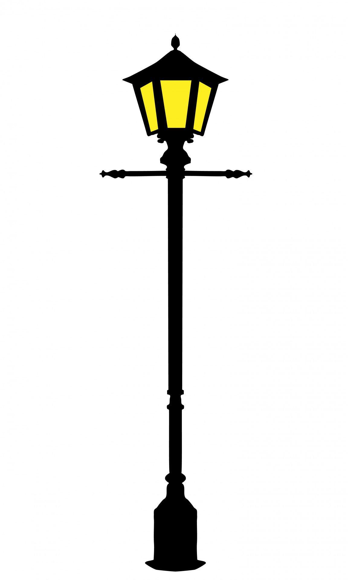 Street lights clipart.