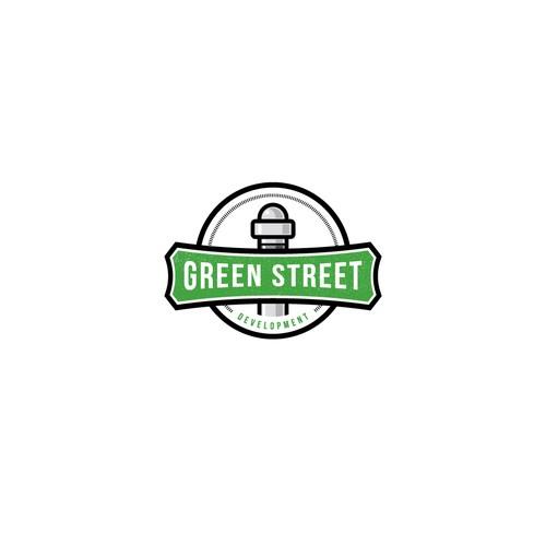 Green street logo.