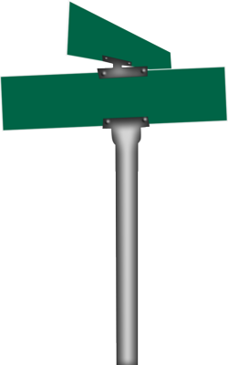 Free Blank Street Sign Png, Download Free Clip Art, Free.