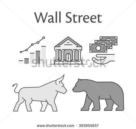 Wall Street Stock Vectors, Images & Vector Art.