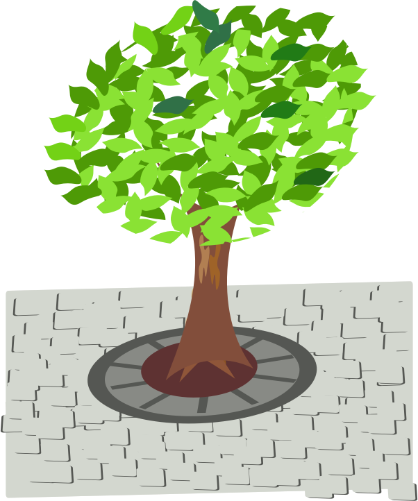 Free to Use & Public Domain Trees Clip Art.