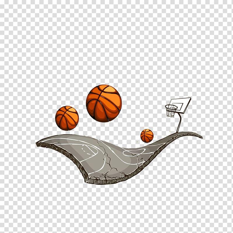 Basketball court Streetball , Basketball court and.
