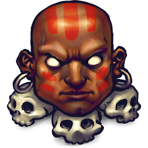 Dhalsim Street Fighter Icon, PNG ClipArt Image.