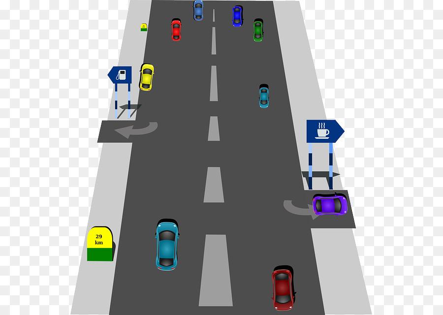 Road Cartoon clipart.