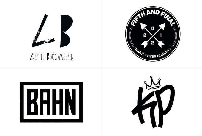 design urban streetwear clothing logo.