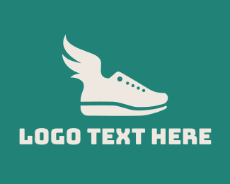 Fly Shoes Logo.
