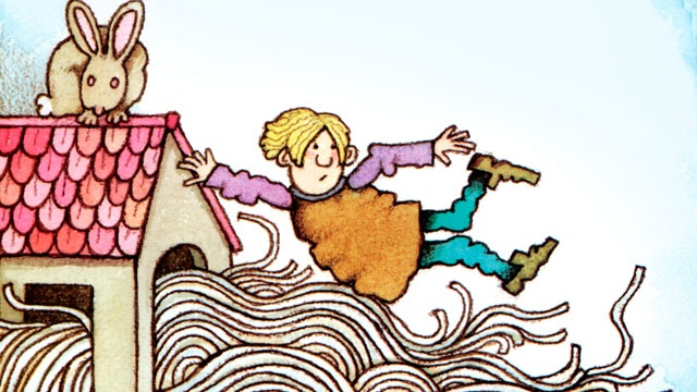 Strega Nona and more magical stories.