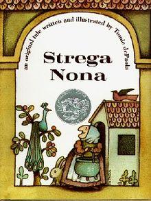 Strega Nona.