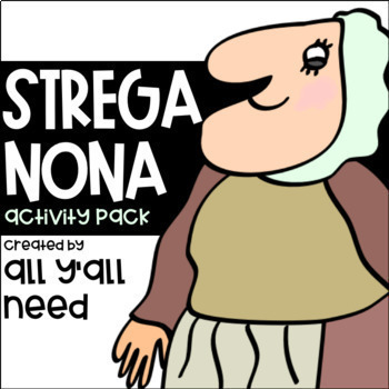 Strega Nona Activity Pack.