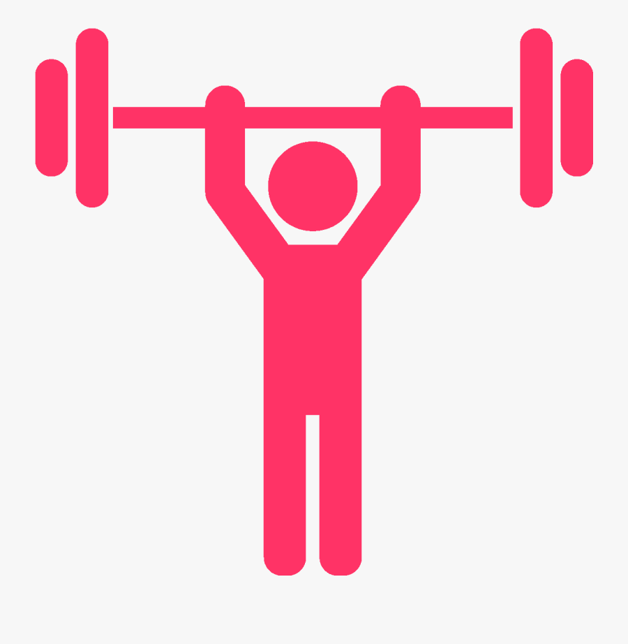Barbell Clipart Jpeg , Png Download.