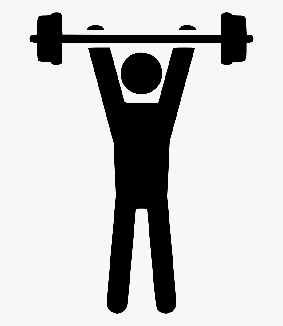 Dumbbell Clipart Weight Room.