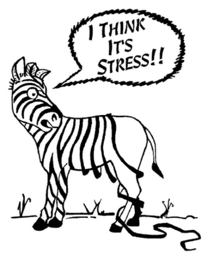 Stress Clipart.