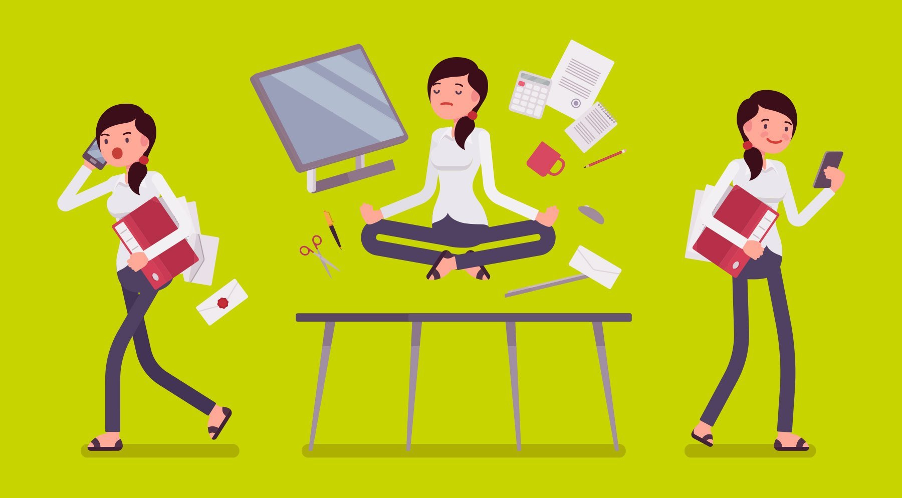 Stress Management Techniques Around The World.