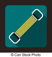 Stretch strap Vector Clip Art Illustrations. 19 Stretch strap.