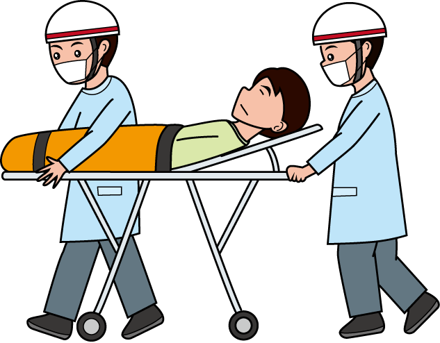 Stretcher Clipart.