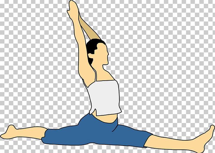 Yoga Stretching Asana Flexibility PNG, Clipart, Abdomen, Arm.