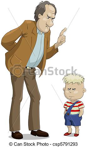 Strict parenting Clip Art and Stock Illustrations. 16 Strict.