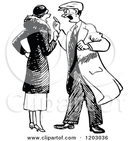 Royalty Free Stock Illustrations of Couples by Prawny Vintage Page 1.