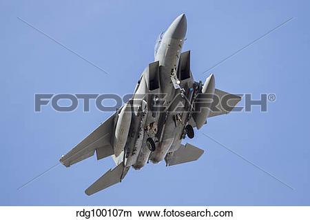 Stock Photo of A Royal Saudi Air Force F.