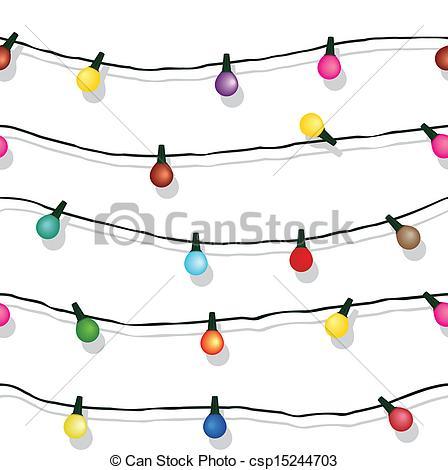 String lights Clip Art and Stock Illustrations. 5,776 String.