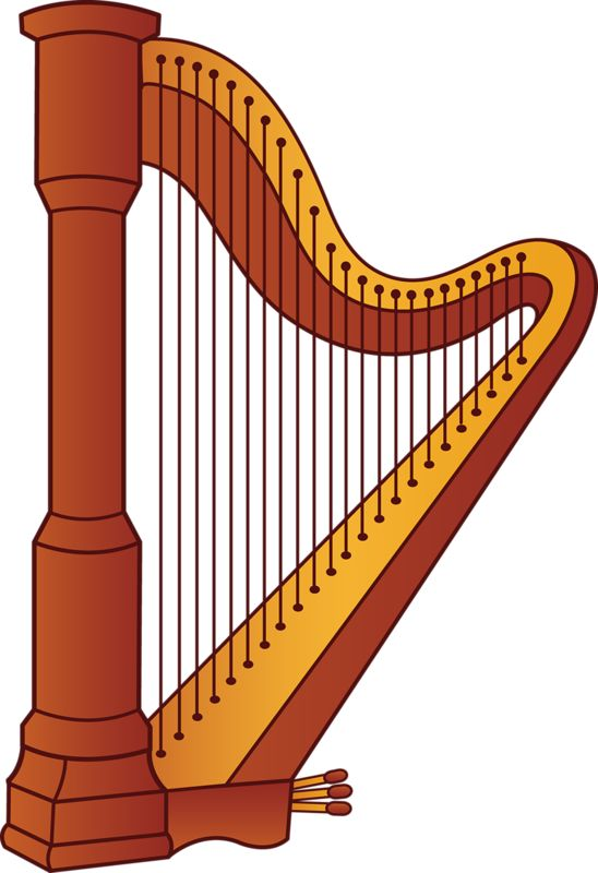 Stringed instruments clipart #17