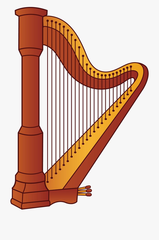 Harp Musical Instrument.
