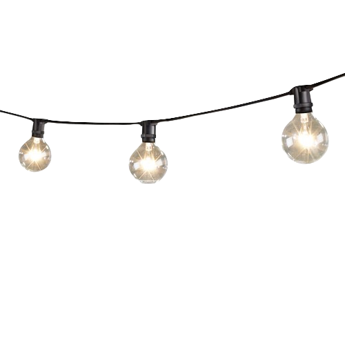 Download Mini Led String Light Globe Lights Lamp HQ PNG.