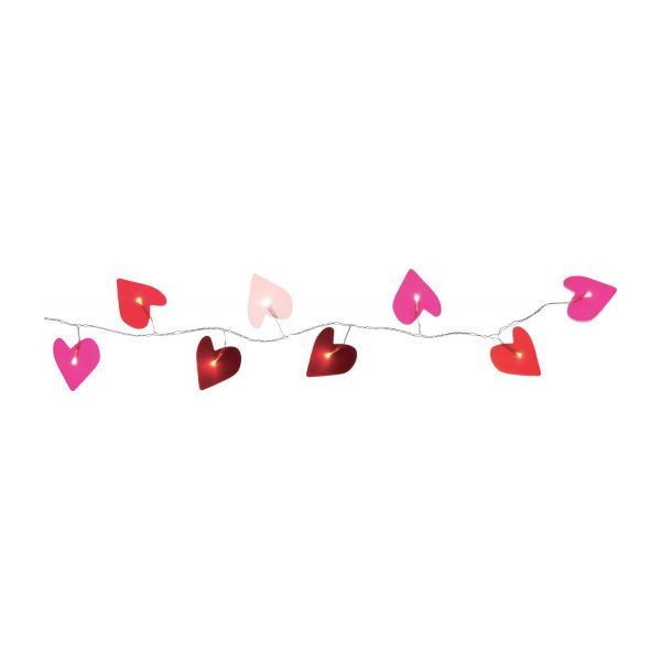 String of hearts clipart 3 » Clipart Station.