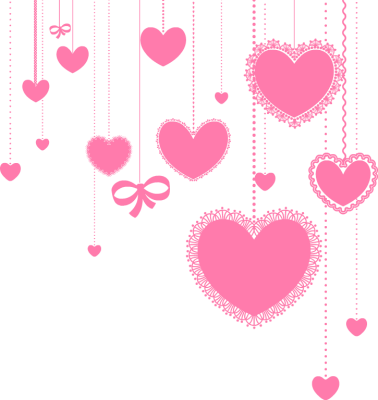 String of hearts clipart 4 » Clipart Station.