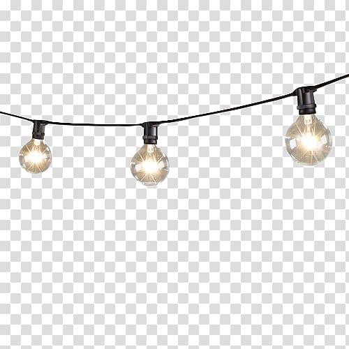 Lighting Incandescent light bulb LED lamp String, Mini.